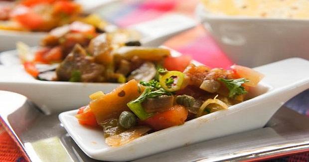 Eggplant Caponata Recipe