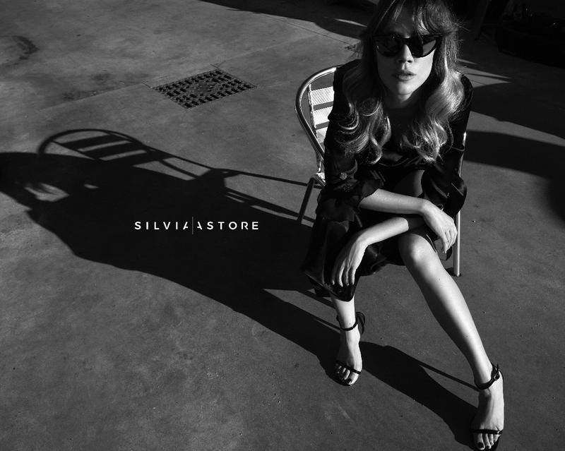 Silvia Astore Spring Summer 2018 Ad Campaign by Karel Losenicky