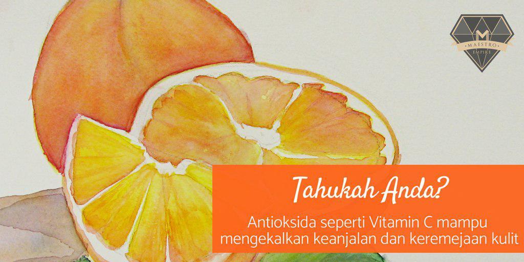 kepentingan vitamin c
