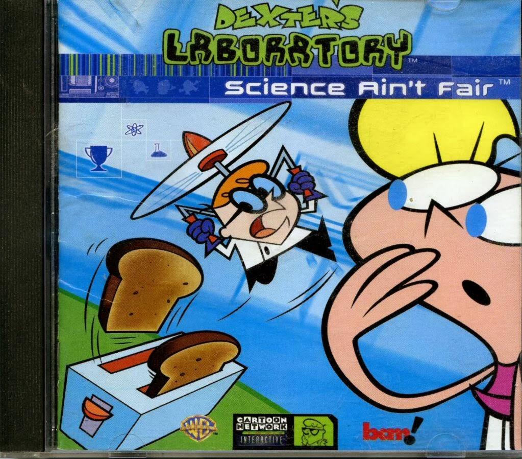 Dexter's Laboratory Genndy Tartakovsky animatedfilmreviews.filminspector.com