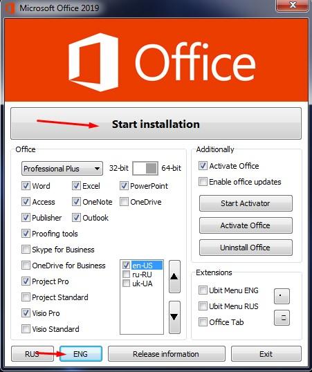 PHtechtools: Microsoft Office ProPlus 2019 v16 0 10827 20138