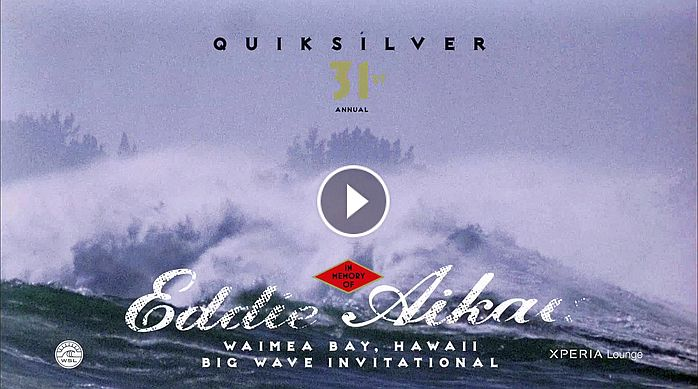 EddieWouldGo - Quiksilver In Memory of Eddie Aikau Official Trailer 2015 2016