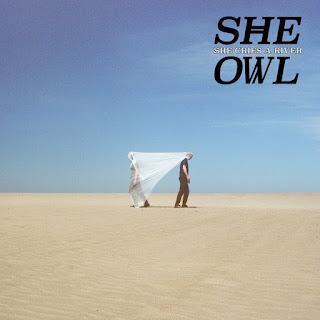 She owl, Drifters ep, 2017