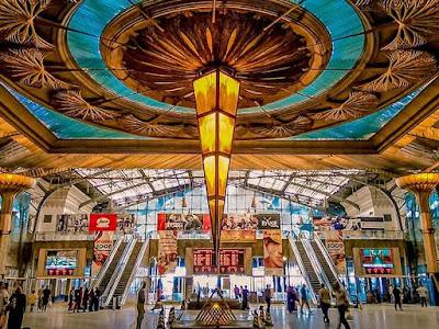 """""""السكة الحديد"""": غدًا مفاجأة لركاب محطة مصر"""
