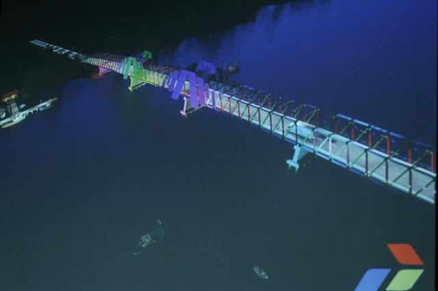 Jembatan JM Sekayu Akan Dipercantik