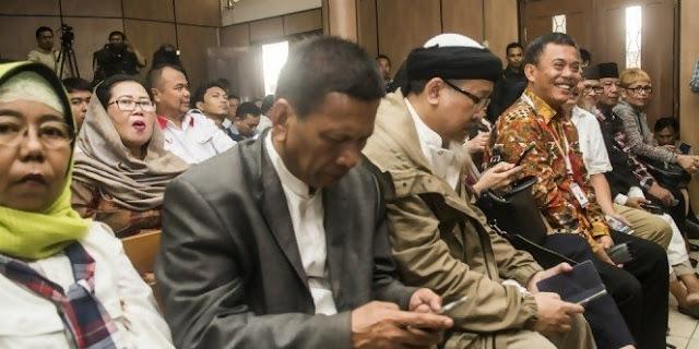 Kakak angkat Ahok Bersaksi di Sidang Penistaan Agama Hari Ini