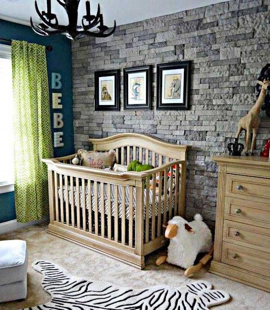 Dekorasi Kamar Bayi Sederhana