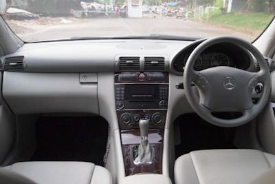 Interior Mercy W203 Facelift