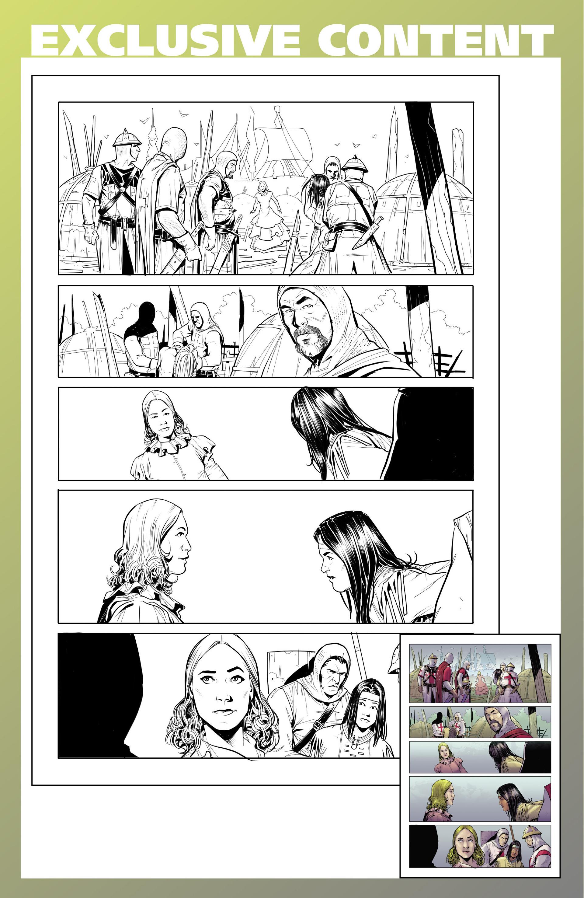 Read online Turok: Dinosaur Hunter (2014) comic -  Issue #2 - 34