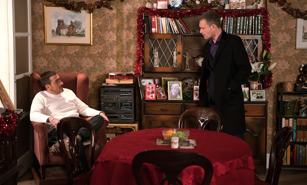 Coronation Street Blog: Nick and Peter set for a ding-dong ...