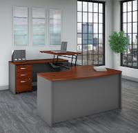 SRC121 ergonomic U desk
