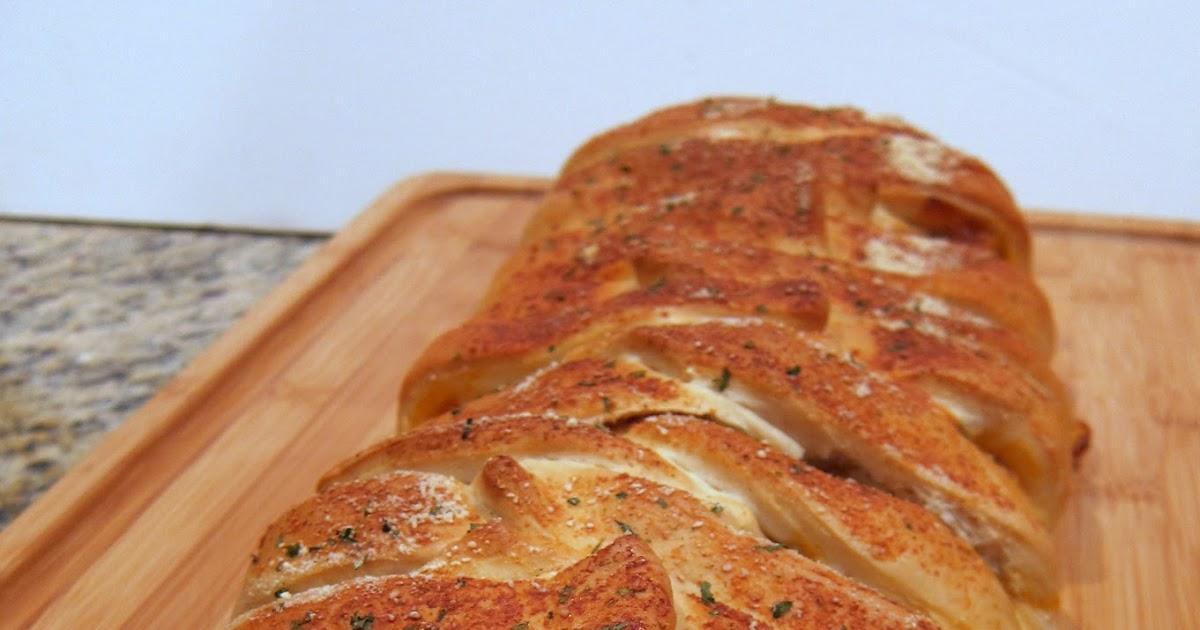 Rhodes Rolls Braided Spaghetti Bake | Plain Chicken®