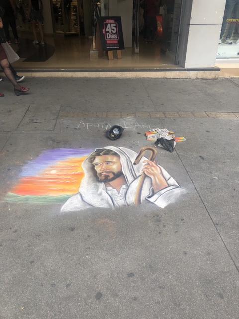 Art in Medellin, Colombia
