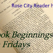 Book Beginnings on Fridays and Friday 56