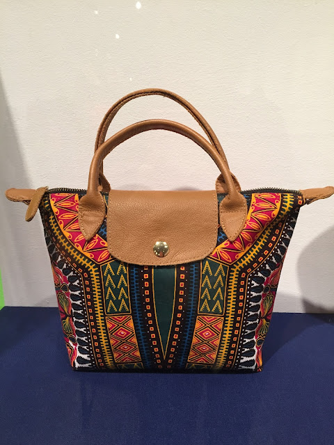 Purse in Angelina Design - African-Print Fashion Now - Hello Handbag