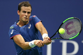 Pospisil off ATP for three months after surgery