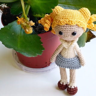 куколка по японской схеме