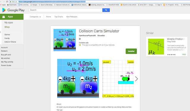 Collision Carts JavaScript HTML5 Applet Simulation Model