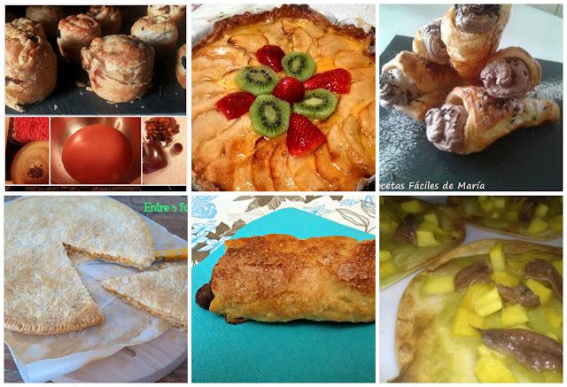 recetas-hojaldre-collage