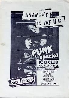 The 100 Club, London.