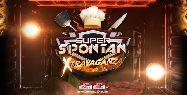 Super Spontan Xtravaganza 2018 : Minggu 1