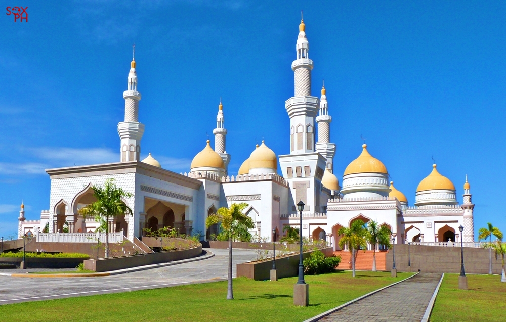 Cotabato City's Golden Mosque