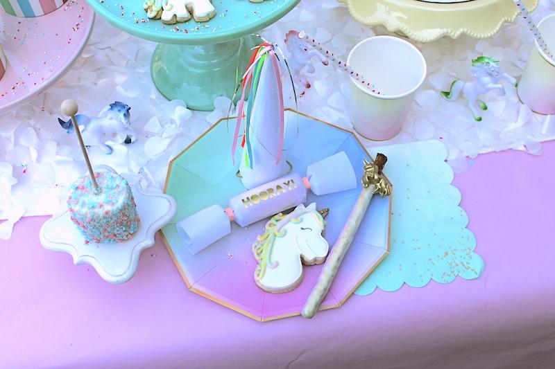 Unicorn Party Ideas - LAURA\'S little PARTY