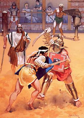 wasit gladiator