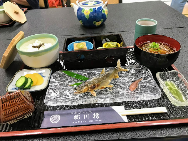 枕川桜でランチをした画像