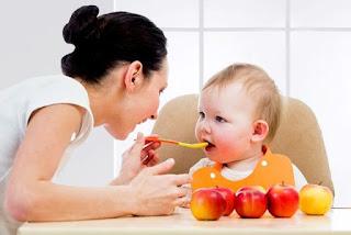 Pentingnya Gizi Untuk Perkembangan Anak Dan Bayi