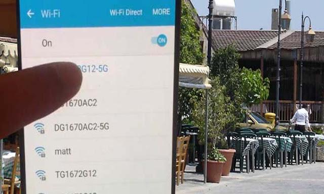 Άρτα και Κεντρικά Τζουμέρκα στη λίστα με τους Δήμους που θα παρέχεται δωρεάν Wi-Fi