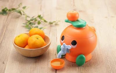 Okashina Mikan Uwasa Fruit Juicer