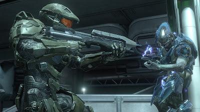 Razas armamento Halo 4