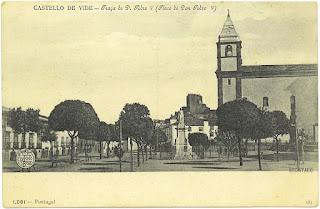 OLD PHOTOS / Praça Dom Pedro V, Castelo de Vide, Portugal