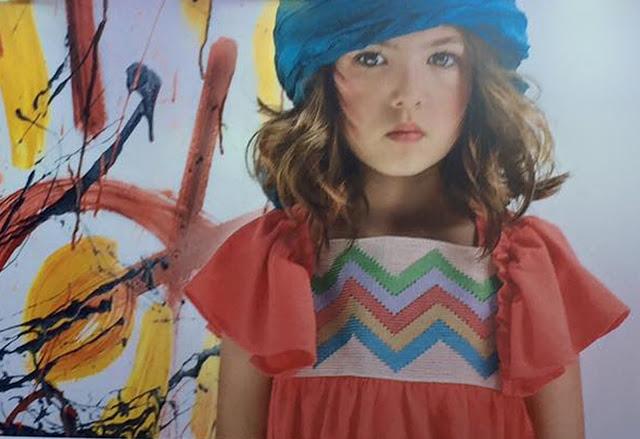#FIMI81 #MODAINFANTIL #PEQUEÑAFASHIONISTA #PRIMAVERAVERANO2016 #JOSEVARON