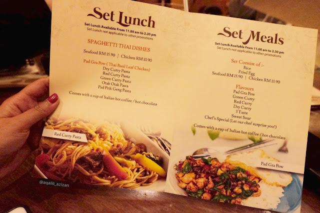 mueang kao thai cuisine menu curitan aqalili