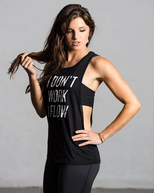 Rachele Brooke Smith – Disruptive Apparel Shoot