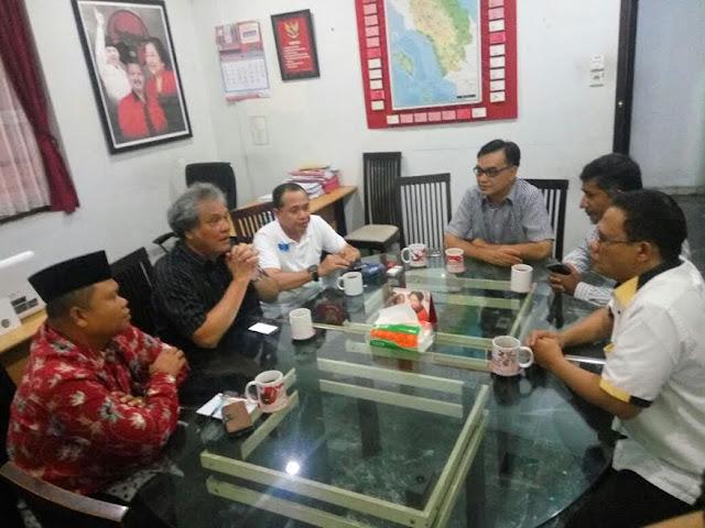 Japorman Saragih, Saya Percaya Idris Mampu Majukan Sumatera Utara