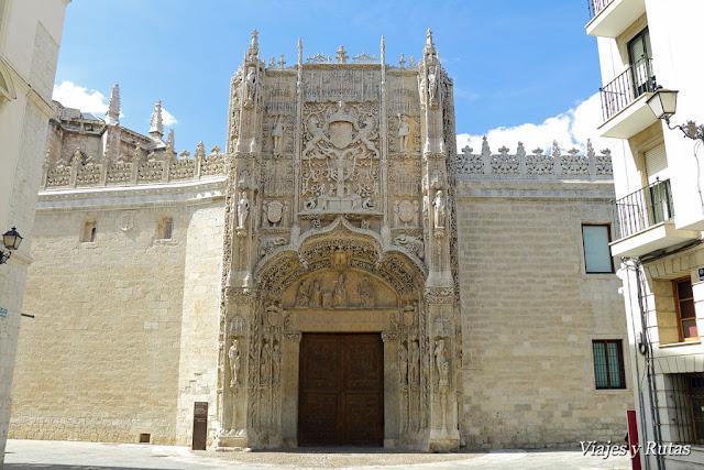 Colegio de San Gregorio, Valladolid