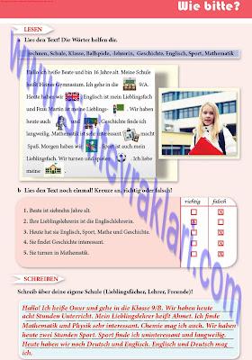 9. Sınıf Almanca A1.1 Ders Kitabı Cevapları Sayfa 29