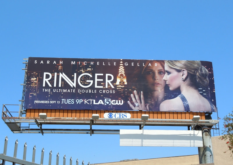 Ringer TV billboard