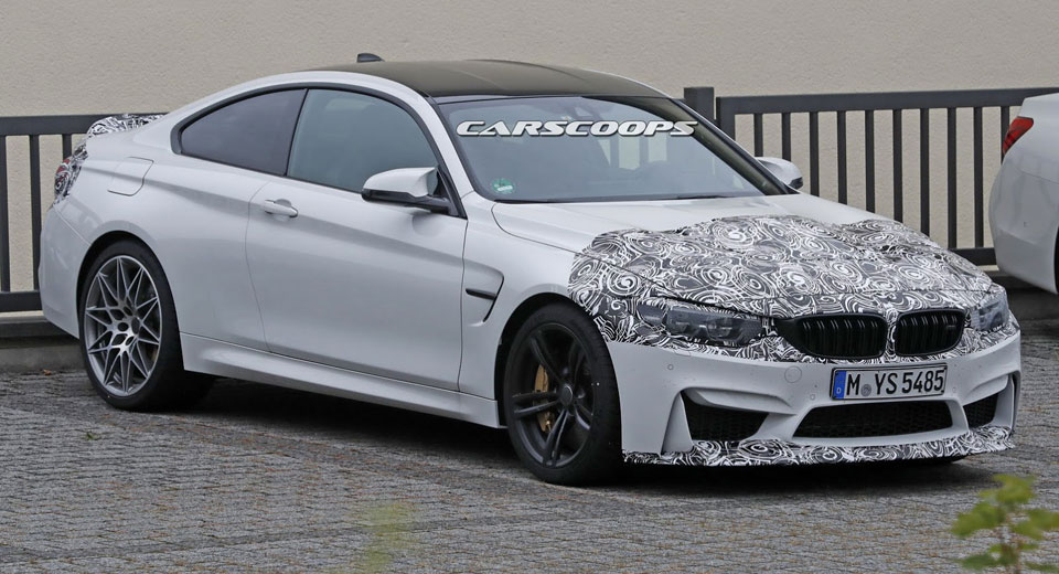 BMW M Performance parts for G30 5 Series unveiled