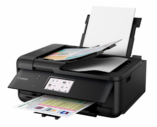 Canon Inkjet Single and Multi-Function Printers Receive Consumer Electronics Award