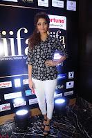 Ritika Singh in Black Printed Shirt and White Leggings at IIFA Utsavam Awards press meet 27th March 2017 07.JPG