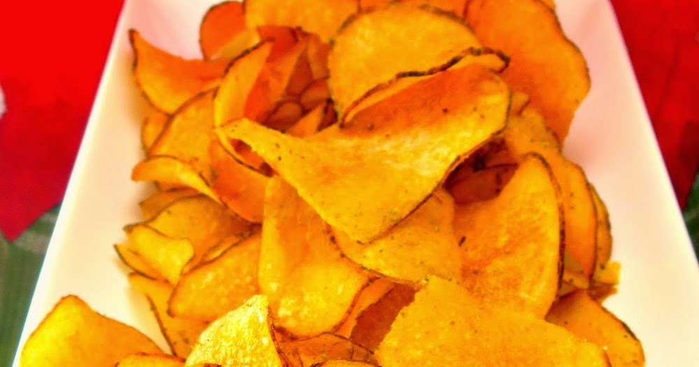kettle chips frying time