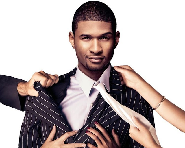 "Escucha ""Friday"", ""Girls Wanna Have Fun"" y ""Woud U Believe"", canciones inéditas de Usher"