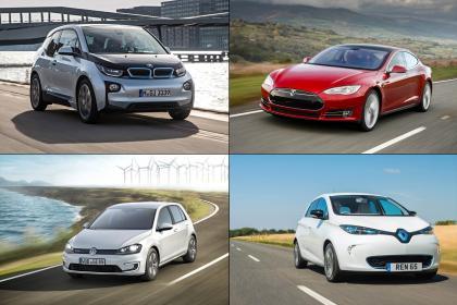 Electric Cars In The 30 40k Range