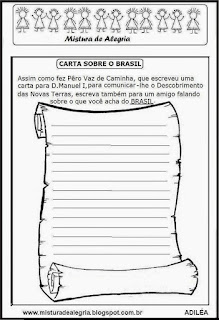 carta para o Brasil