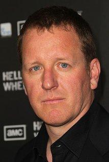 David Von Ancken. Director of Seraphim Falls