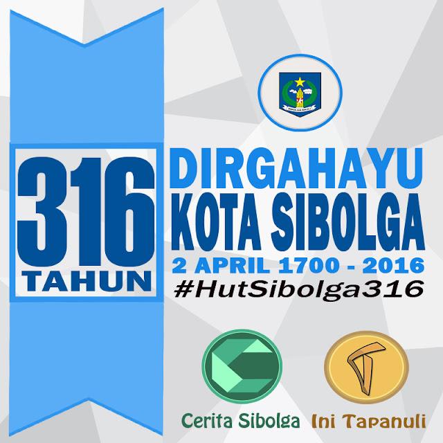 Dirgahayu Kota Sibolga yang ke 316 Tahun